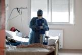 La situation est particulièrement tendue en Ile-de-France, qui concentre 661 malades en réanimation.