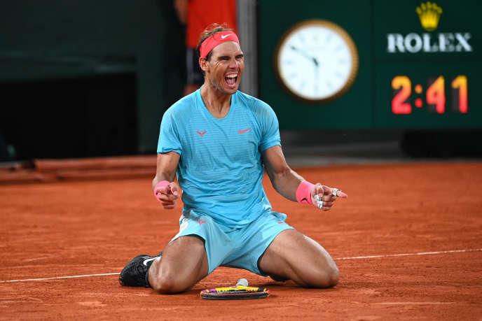 Rafael Nadal » : la première fois que « Le Monde » l'a écrit
