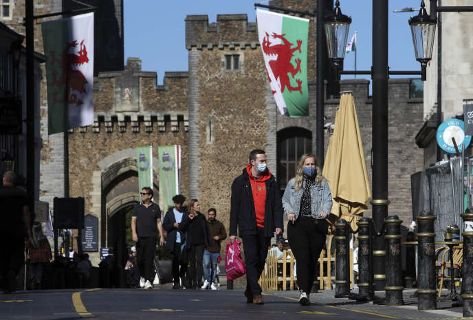 A Cardiff, le 27 septembre.