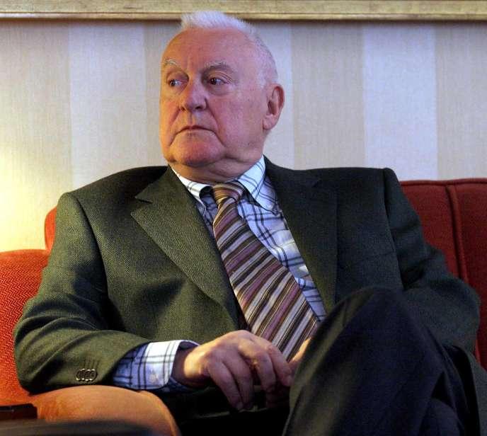Joseph Pérez, en 2009.