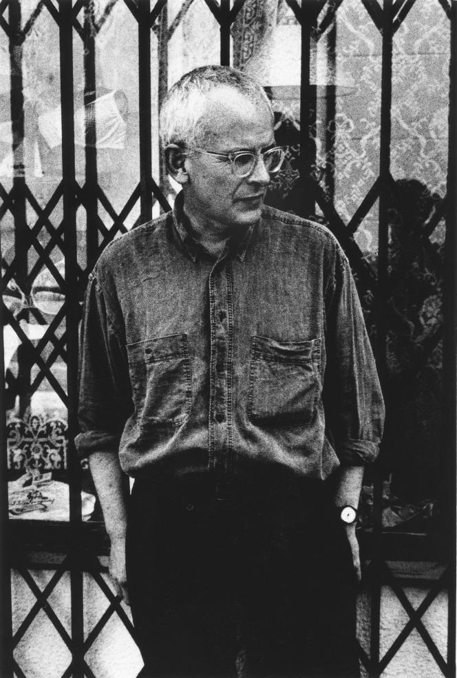 Chris Killip, en1993 à Arles (Bouches-du-Rhône).