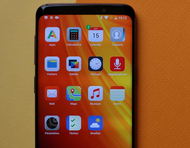 /e/ remplace les applications qu'on trouve normalement sur un smartphone Android par leur équivalent open source.