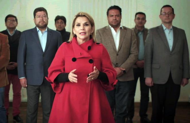 Bolivie : le mandat sans gloire de la présidente par intérim Jeanine Añez