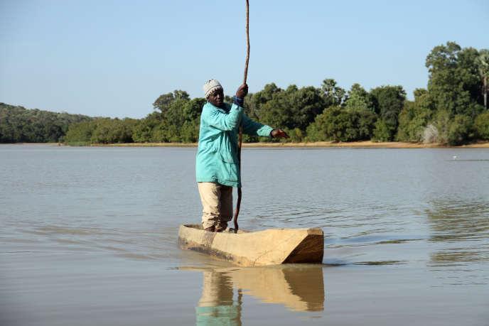 Dans la région sahélienne de Koulikoro, au Mali, en novembre 2019.