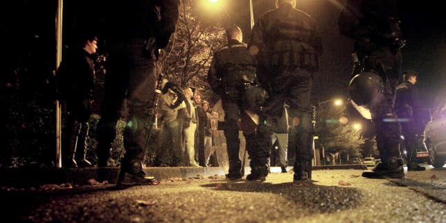 Enquête ouverte à Lyon après des tirs sur la police dans le quartier de la Duchère