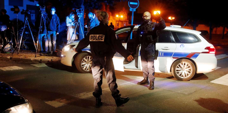 Un enseignant décapité dans les Yvelines, le suspect tué par la police, la piste terroriste privilégiée