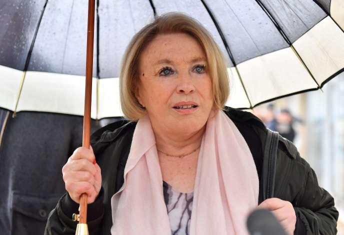 Mme Joissains-Masini, 78 ans, a été réélue maire d'Aix-en-Provence en juin.
