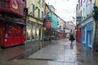 A Galway, Ireland, le 19octobre.