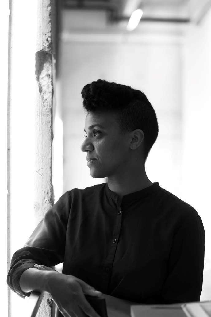 Kapwani Kiwanga, lauréate du prix Marcel-Duchamp 2020.
