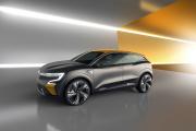 Renault Mégane e-Vision.