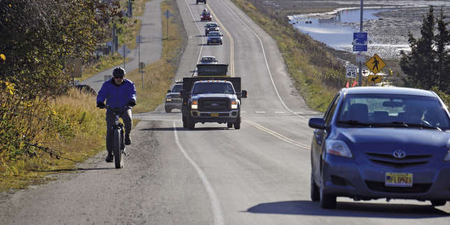 Alerte au tsunami en Alaska après un séisme de magnitude7,5