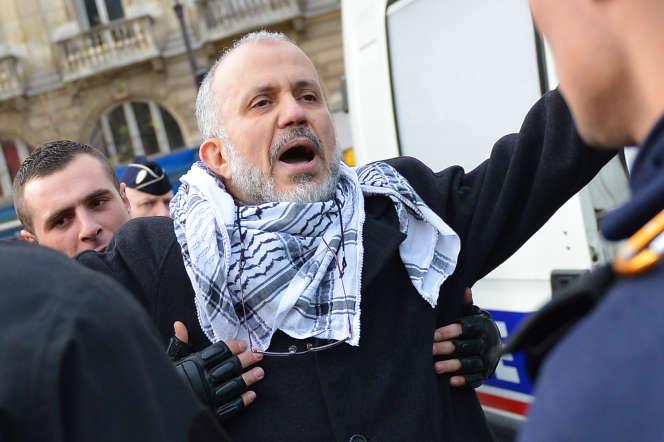 Abdelhakim Sefrioui, en 2012.