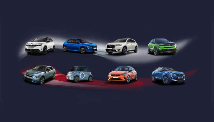 La plate-forme électrifiée eVMP sera utilisée pour plusieurs modèles de berlines et de véhicules compacts de PSA à partir de 2023.