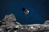 La sonde américaine Osiris-Rex a réussi sa manœuvre sur l'astéroïde Bénou