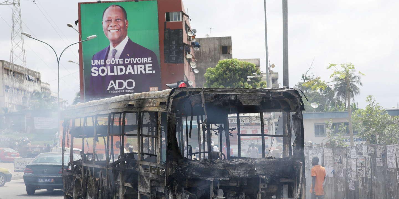 Présidentielle en Côte d'Ivoire: un nouveau mort lors de manifestations