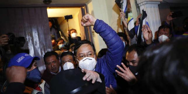 Présidentielle en Bolivie : la victoire de Luis Arce, fidèle d'Evo Morales mais socialiste modéré