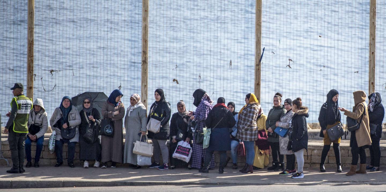 «On n'a plus rien à vendre»: au Maroc, la crise sanitaire met un coup d'arrêt à la contrebande