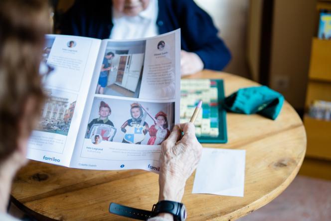 Le journal à usage privé aide les personnes âgées éloignées de leurs proches à tenir bon.