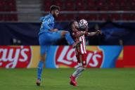 Mathieu Valbuena a pris une part importante dans la victoire de l'Olympiakos face à l'OM.