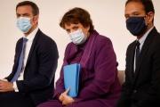 La ministre de la culture, Roselyne Bachelot, jeudi 22octobre2020.