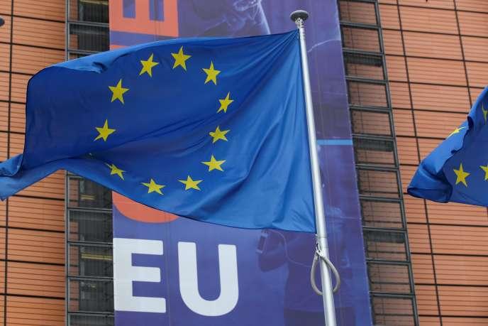 Le siège de la Commission européenne à Bruxelles, le 15 octobre 2020.