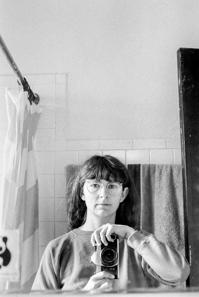 15 octobre 1983, série Selfies.
