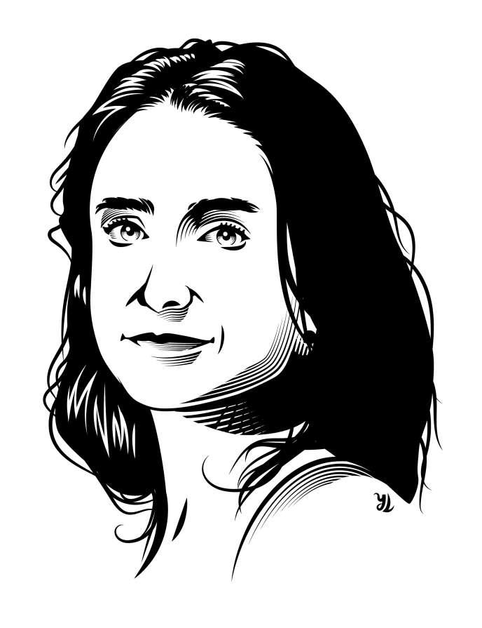 Virginie Linhart.