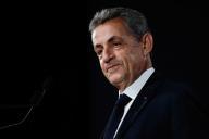 Nicolas Sarkozy en juin 2019 à Paris.