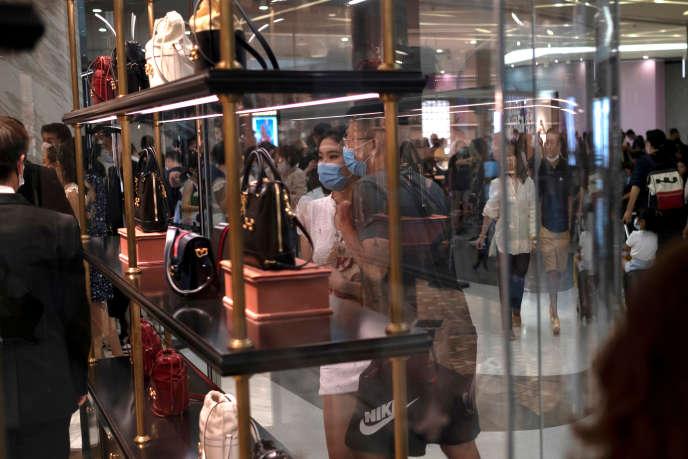 Le marché du luxe recouvre la santé grâce au rebond des ventes en Chine