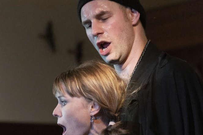 Mélanie Boisvert et Antoine Philippot, au Festival Musica Nigella.