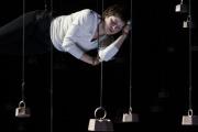 Julie Nioche dans«Nos solitudes ».