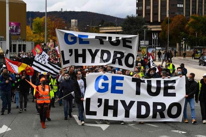 Les restructurations annoncées par General Electric font craindre la suppression de 753 postes en France.