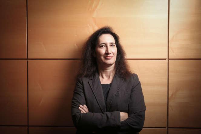 Isabelle de Silva, presidente de l'Autorité de la concurrence, le 25 juin 2018 à Paris.