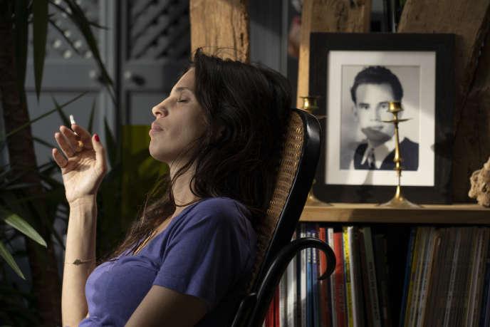L'actrice et réalisatrice Maïwenn interprète le rôle de Neige dans son film«ADN».