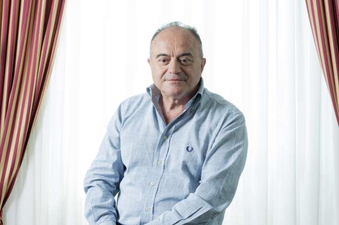 Nicola Gratteri, procureur de Catanzaro, en Italie, en octobre.