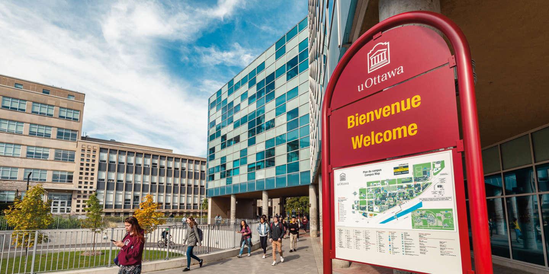 A l'Université d'Ottawa, le mot qui ne doit jamais être prononcé
