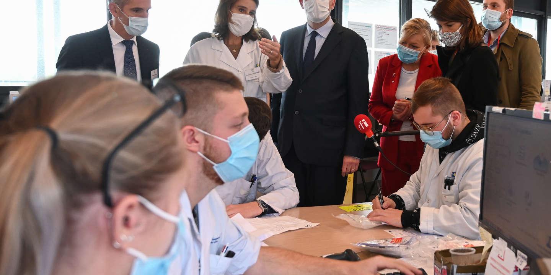 A Roubaix et Tourcoing, la précarité amplifie la contamination