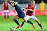 Football: les Bleues se heurtent à l'Autriche