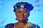 Ngozi Okonjo-Iweala, ancienne ministre des finances du Nigeria, à Genêve, le 15 juillet.
