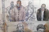 Au procès de Sid Ahmed Ghlam, les contorsions du «logisticien» de l'attentat manqué de Villejuif