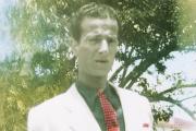 Marcel El Kaïm, le grand-père de l'écrivaine Olivia Elkaim, photo non datée.