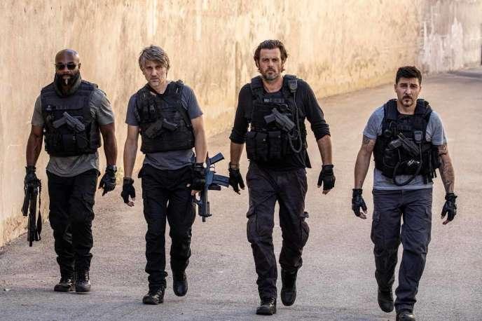 Bronx » sur Netflix : le film noir d'Olivier Marchal sur les gangs corses  de Marseille