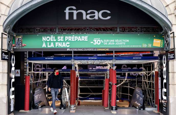 If the branches of the Fnac brand remain partially open during confinement, this is not the case with specialized stores in the Micromania franchise.
