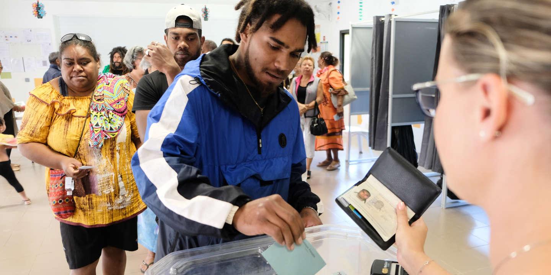 Nouvelle-Calédonie : les indépendantistes remportent la majorité au gouvernement - Le Monde
