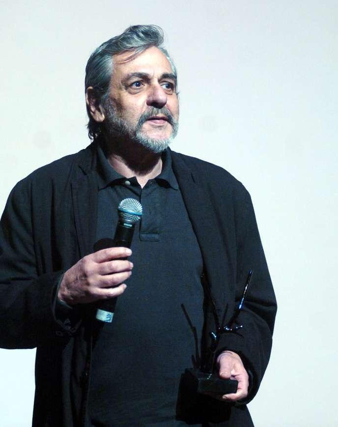 Paul Leduc, en 2016.