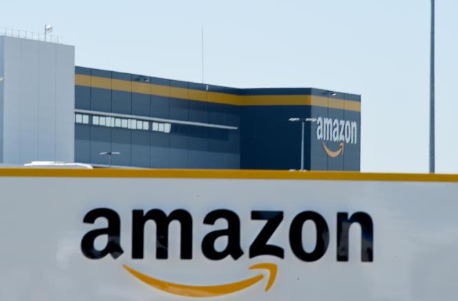 L'entrepot Amazon deBretigny-sur-Orge.