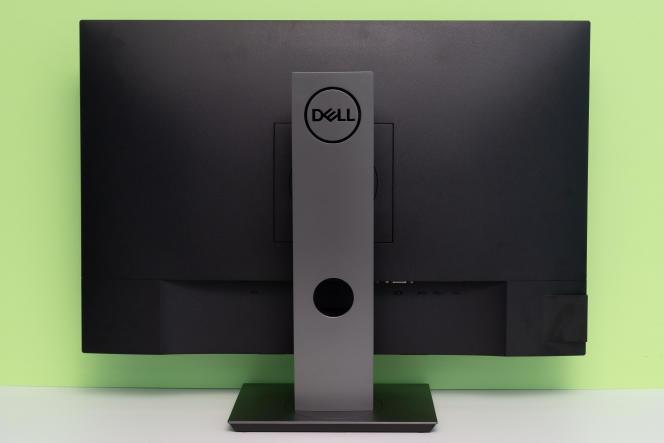 Le pied du P2421 est réglable en hauteur et permet d'incliner, faire pivoter et orienter l'écran.