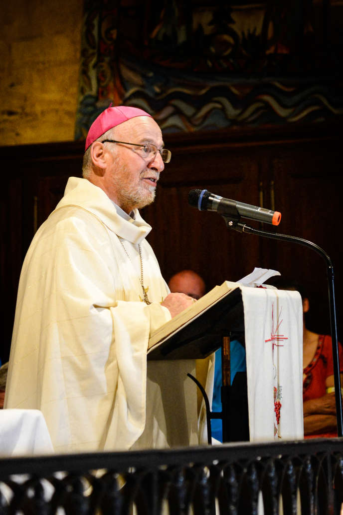 L'évêque de Luçon a entendu, et reconnu, la parole des victimes.