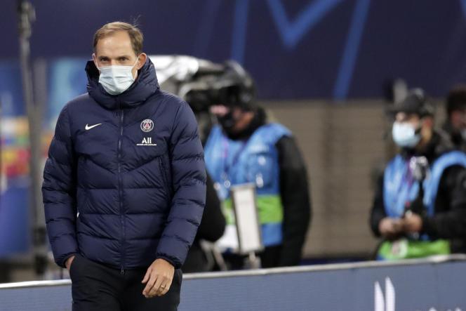 L'avenir parisien de Thomas Tuchel semble plus que jamais incertain.