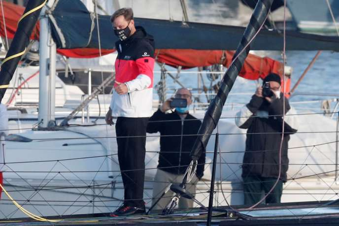 One of the favorites of the Vendée Globe, the Briton Alex Thomson, retires